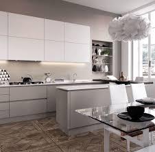 deco cuisine gris et blanc déco cuisine gris et blanc sobre et efficace kitchens house and