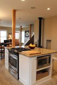 kitchen island microwave the 25 best microwave in island ideas on