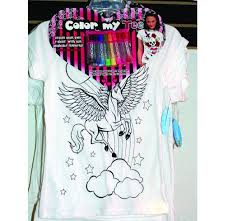 White Shirt Got Other Color With Washing - new hello kitty unicorn color me tee yoshi u2013 japanla