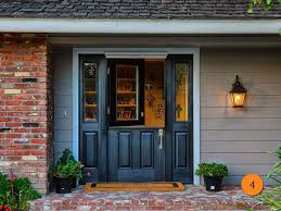 Paint A Front Door by How To Choose A Front Door Color Todays Entry Doors Throughout