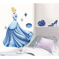 princess wall decals inviting home design disney s frozen princesses for kids rooms a growing family