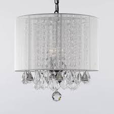 chandelier bathroom lampshade glass light globes replacement