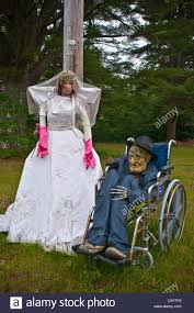 Halloween Bride Groom Costumes Strange Halloween Bride Groom Costume Couple Grotesque