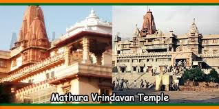 mathura vrindavan temples timings in summer and winter seasons