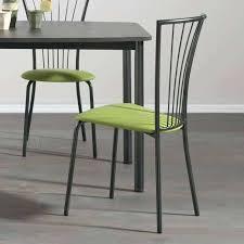 chaise cuisine noir chaise cuisine noir chaise de cuisine en vinyle vert et mactal