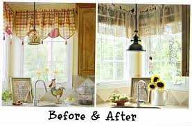 Curtains And Valances Country Kitchen Curtains Valances U Pinnedmtbcom Of