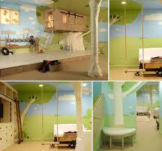 kids room creative children room ideas feature racetrack bedroom
