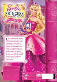 barbie princess charm story activity book scholastic