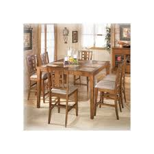 Buy Barlow  Piece Counter Height Dining Set - 7 piece dining room set counter height