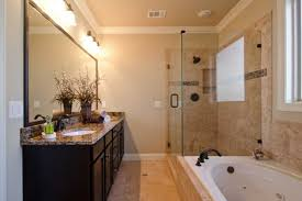 bathroom remodel ideas small master bathrooms with glass shower
