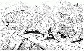 awesome difficult animal coloring pages with difficult coloring