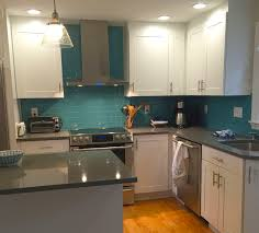 Subway Tiles Kitchen by Aqua Glass Subway Tile Kitchen Backsplash Subway Tile Outlet