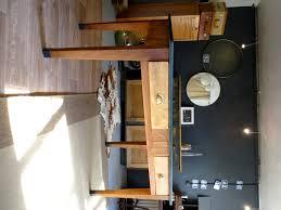 table cuisine tiroir table 罌 manger ancienne de ferme en bois avec deux grands tiroirs