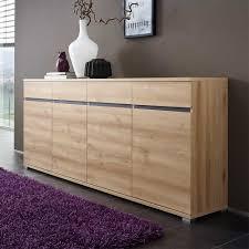 Schlafzimmer Kommoden Buche Griffloses Sideboard Lunira In Buche Pharao24 De