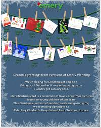 emery planning merry christmas from all at emery planning