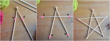 lollipop stick ornaments eighteen25