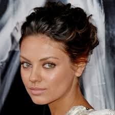 How To Dye Hair Two Colors Mila Kunis Kate Bosworth And 6 Stars With Different Eye Colors