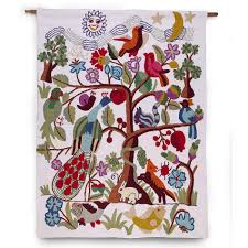 buy world of birds wall hanging oxfam shop