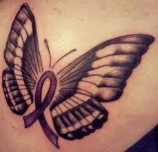 pancreatic cancer tattoos for pancreatic cancer awareness