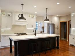 Lights Above Kitchen Island Kitchen Kitchen Pendant Lighting And 9 Farmhouse Chic Style