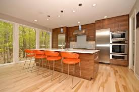 design an easy clean kitchen