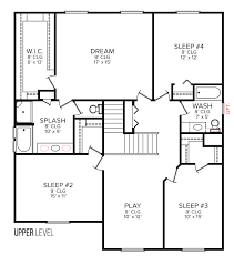 cbh homes sundance 2710 floor plan