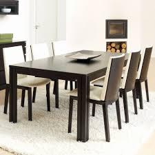 table cuisine 4 pieds table de salle a manger carree design avec deco cuisine équipée