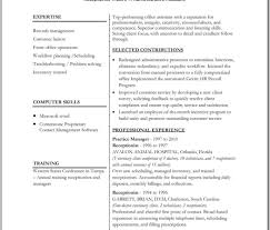 100 nanny sample resume 33122 curriculum experience resume