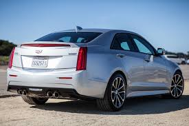 cadillac minivan 2016 9 things i learned about the 2016 cadillac ats v autoguide com news