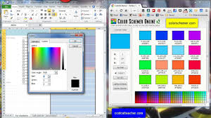 Colorschemer Pick Perfect Custom Palettes And Use In Excel And Word Publisher