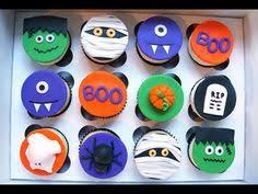 brilliant lola u0027s halloween cupcakes icing pinterest