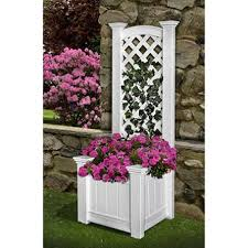 plastic trellis planters home decorating interior design bath