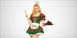 Womens Cheerleader Halloween Costume 15 Awesome Weed Themed Halloween Costumes