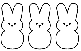 bunny outline free download clip art free clip art on