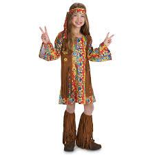 Pirate Halloween Costume Kids Fringe 60 U0027s Hippie 18