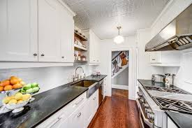 cabinet lighting galley kitchen galley kitchen lighting looks design inspirations