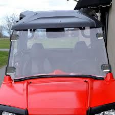 amazon com orion motor tech polaris utv full windshield for 09 14