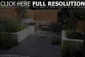 contemporary small garden ideas decking 28 backyard seating f