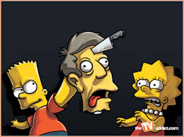 Simpsons Treehouse Of Horror I - first look the simpsons