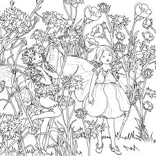 the flower fairies colouring book colouring books amazon co uk