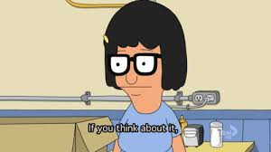 Tina Belcher Meme - usa usa usa 20 tv show characters who embody everything great