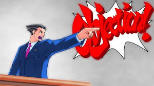 Objection Meme - create meme objection phoenix wright objection phoenix wright