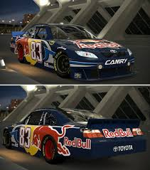 toyota car garage toyota 2010 brian vickers 83 red bull toyota c by gt6 garage