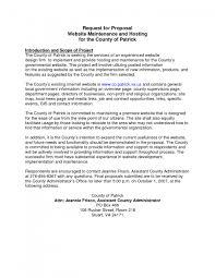 gallery of bid proposal cover letter car interior design rfp