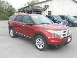 Ford Explorer 2013 - ford explorer 2013 u2013 el rancho auto sales