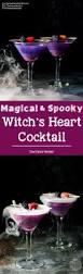 the witch u0027s heart halloween cocktail recipe halloween