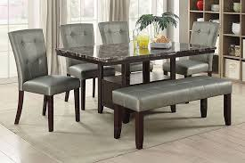 round marble dining table and chairs marble top dining table set popular real with 1 steeltownjazz