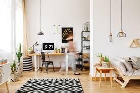 coin bureau dans salon amenager un espace de travail chez soi pour faire du home working