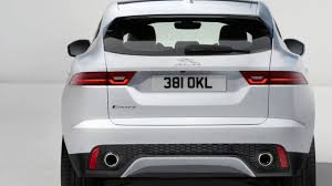 jaguar f pace trunk new jaguar e pace suv 2018 is the baby f pace a bmw x1 beater