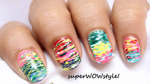 nail art unforgettable easy nail art for beginners image ideas
